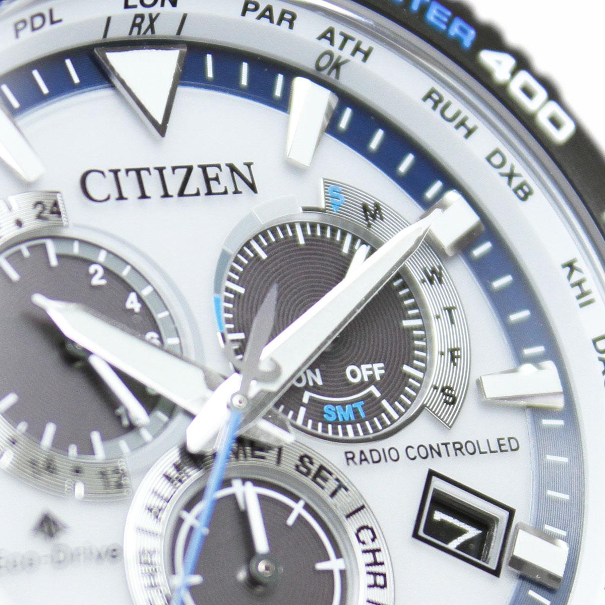 シチズン プロマスター エコドライブ 電波時計 腕時計 メンズ CITIZEN PROMASTER ランド LAND ダイレクトフライト CB5034-91A