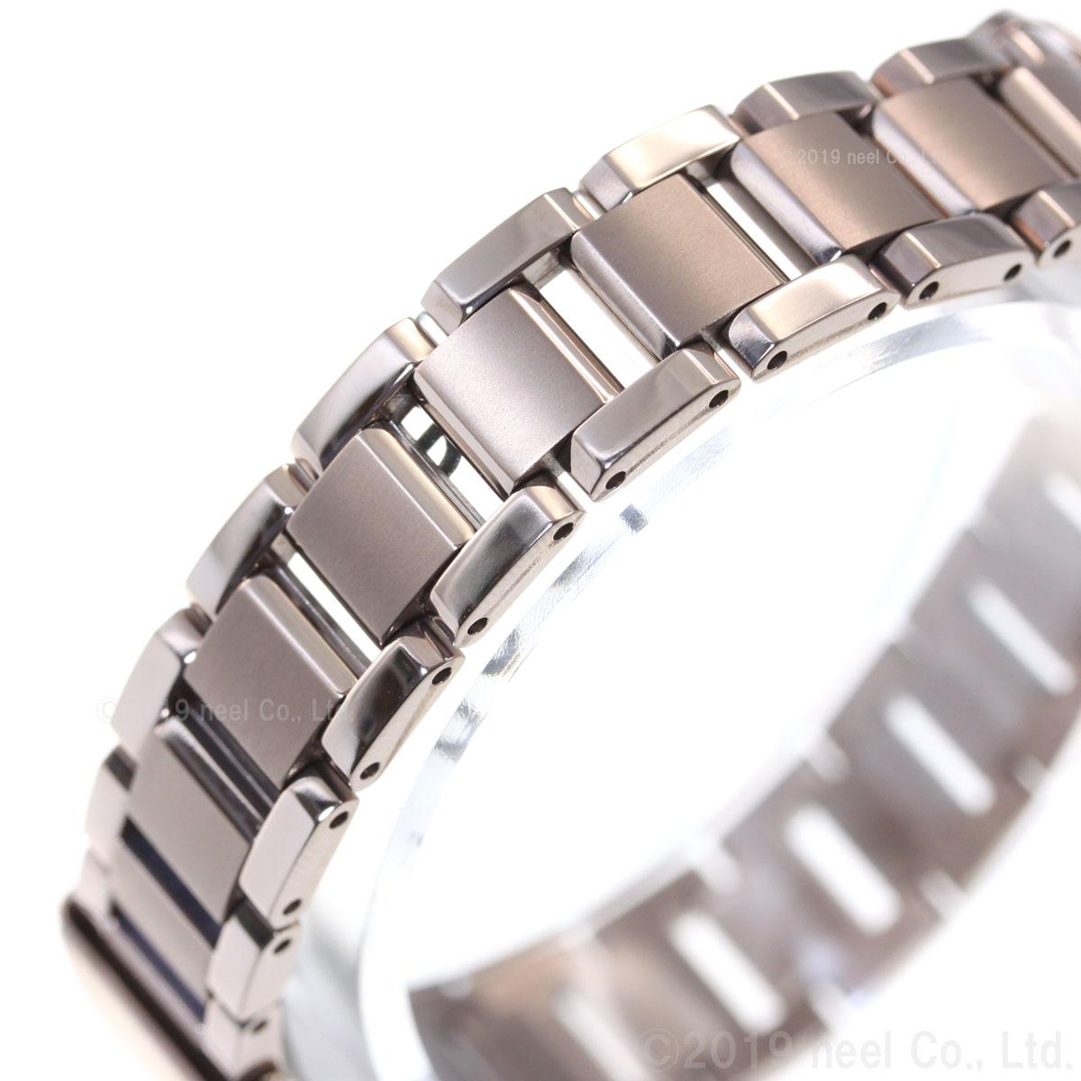 シチズン クロスシー エコドライブ 電波時計 限定モデル 腕時計 レディース ES9444-50X