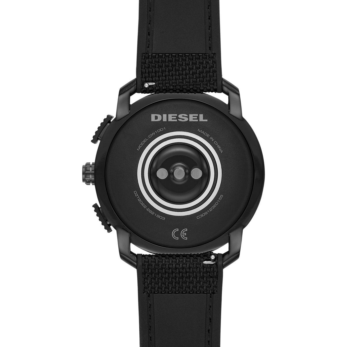 ディーゼル DIESEL ON スマートウォッチ ウェアラブル 腕時計 メンズ アキシャル AXIAL DZT2022