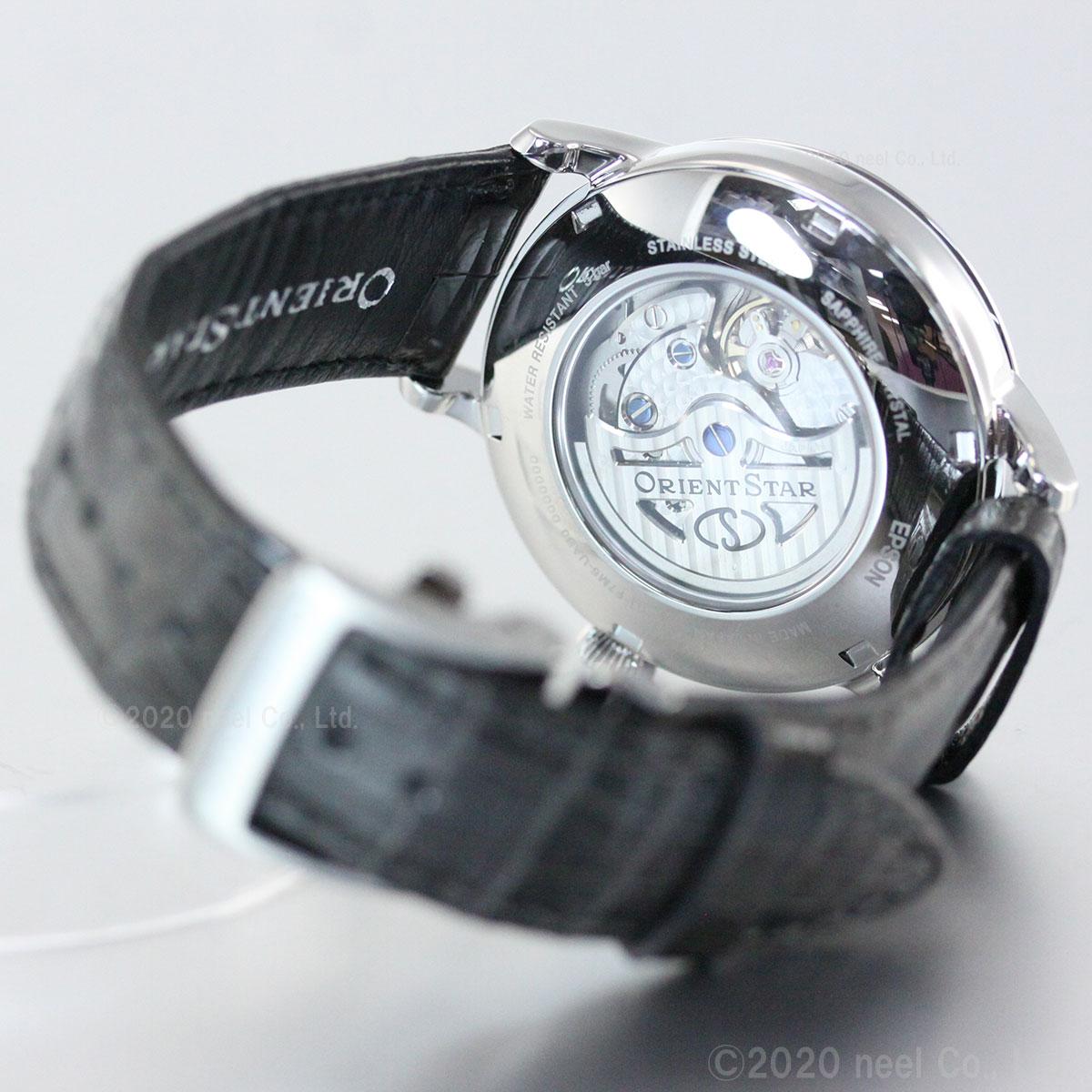 オリエントスター ORIENT STAR 腕時計 メンズ 自動巻き 機械式 クラシック CLASSIC メカニカルムーンフェイズ RK-AY0104N