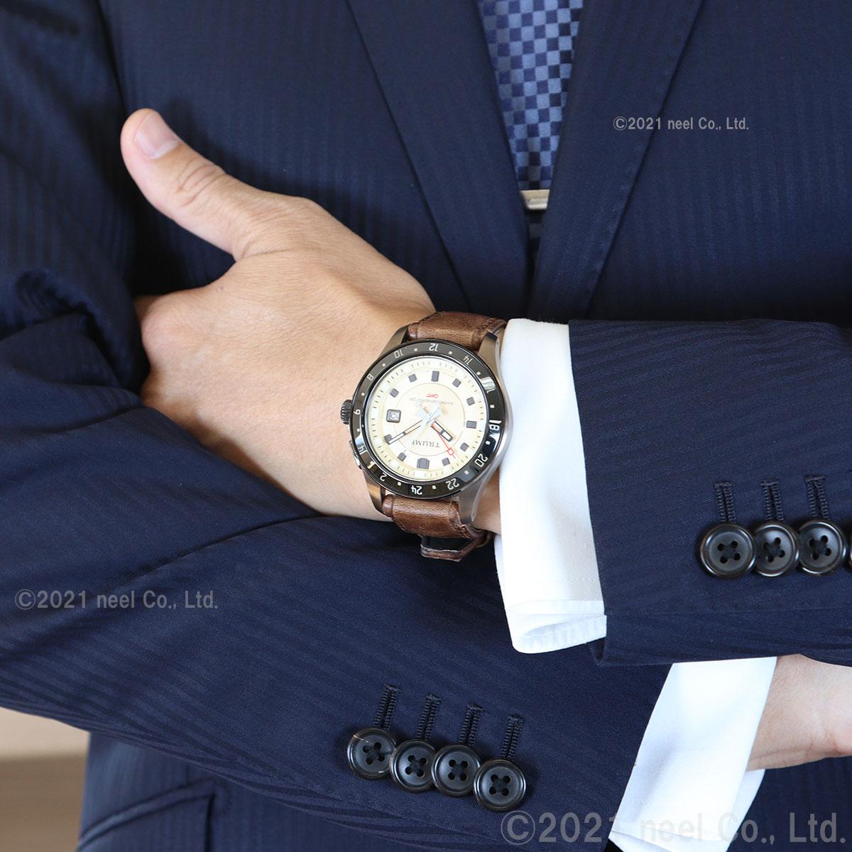 エプソン トゥルーム EPSON TRUME 腕時計 メンズ SWING GENERATOR L Collection Break Line TR-ME2004X