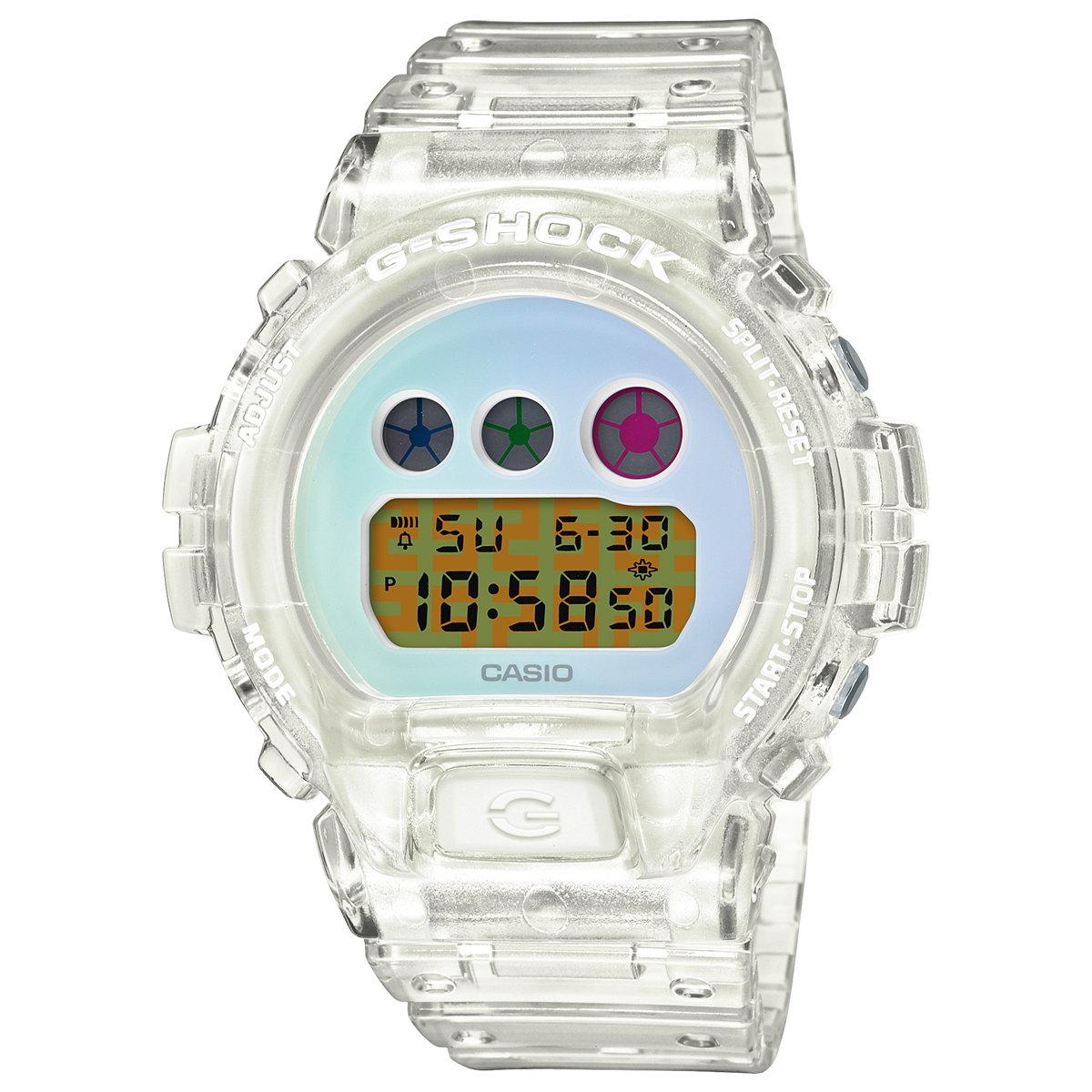 Gショック G-SHOCK 限定モデル 腕時計 メンズ DW-6900 25th Anniversary DW-6900SP-7JR ジーショック