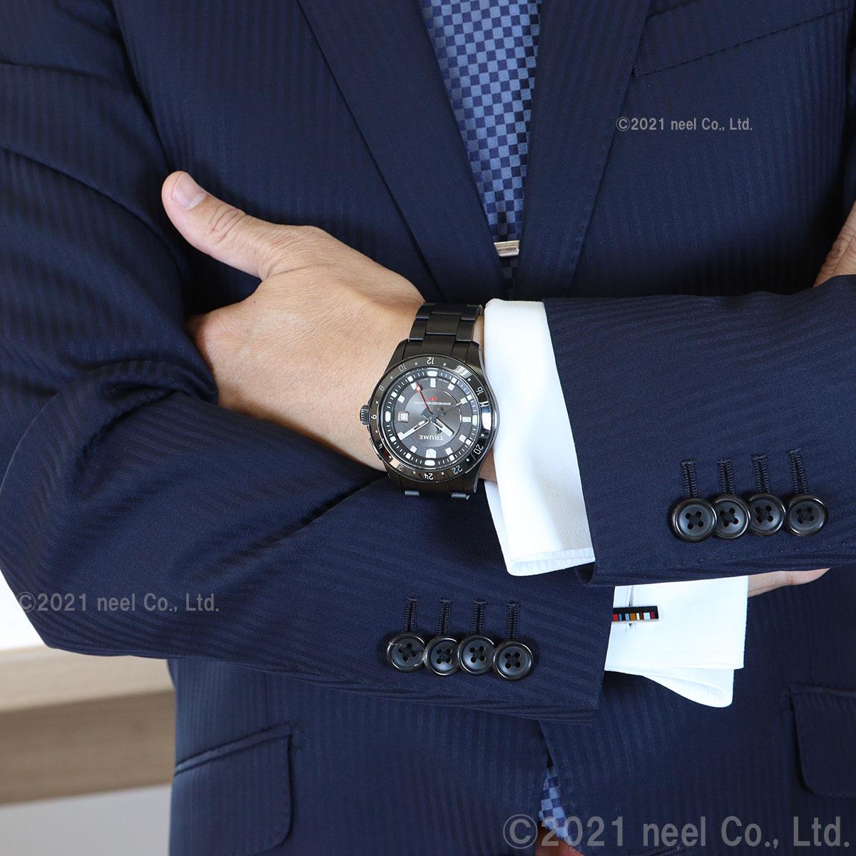 エプソン トゥルーム EPSON TRUME 腕時計 メンズ SWING GENERATOR L Collection Break Line TR-ME2008X