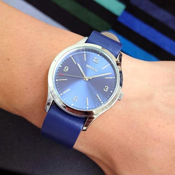 セイコー ワイアード SEIKO WIRED buddy コラボ 限定モデル 腕時計 メンズ AGAK705