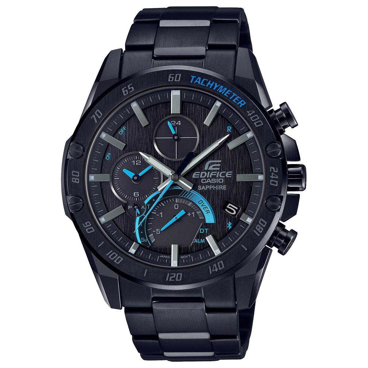 カシオ エディフィス Bluetooth搭載 ソーラー 腕時計 メンズ EQB-1000XYDC-1AJF