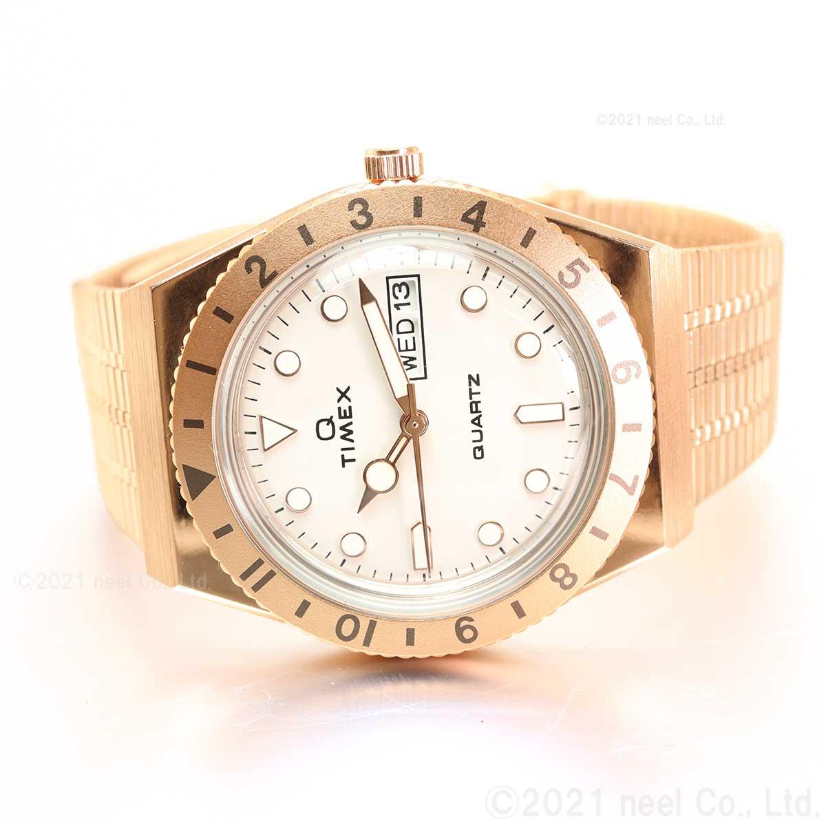 タイメックス TIMEX 腕時計 レディース タイメックス キュー TIMEX Q 36mm TW2U95700