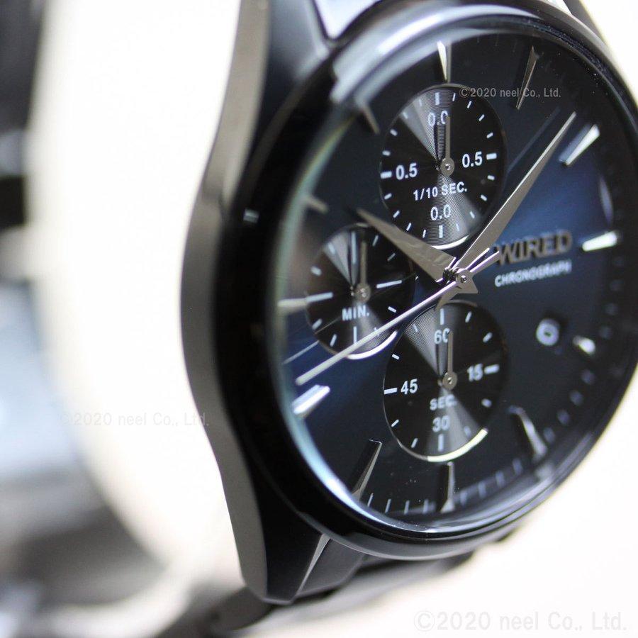 セイコー ワイアード SEIKO WIRED 腕時計 メンズ クロノグラフ TOKYO SORA AGAT440