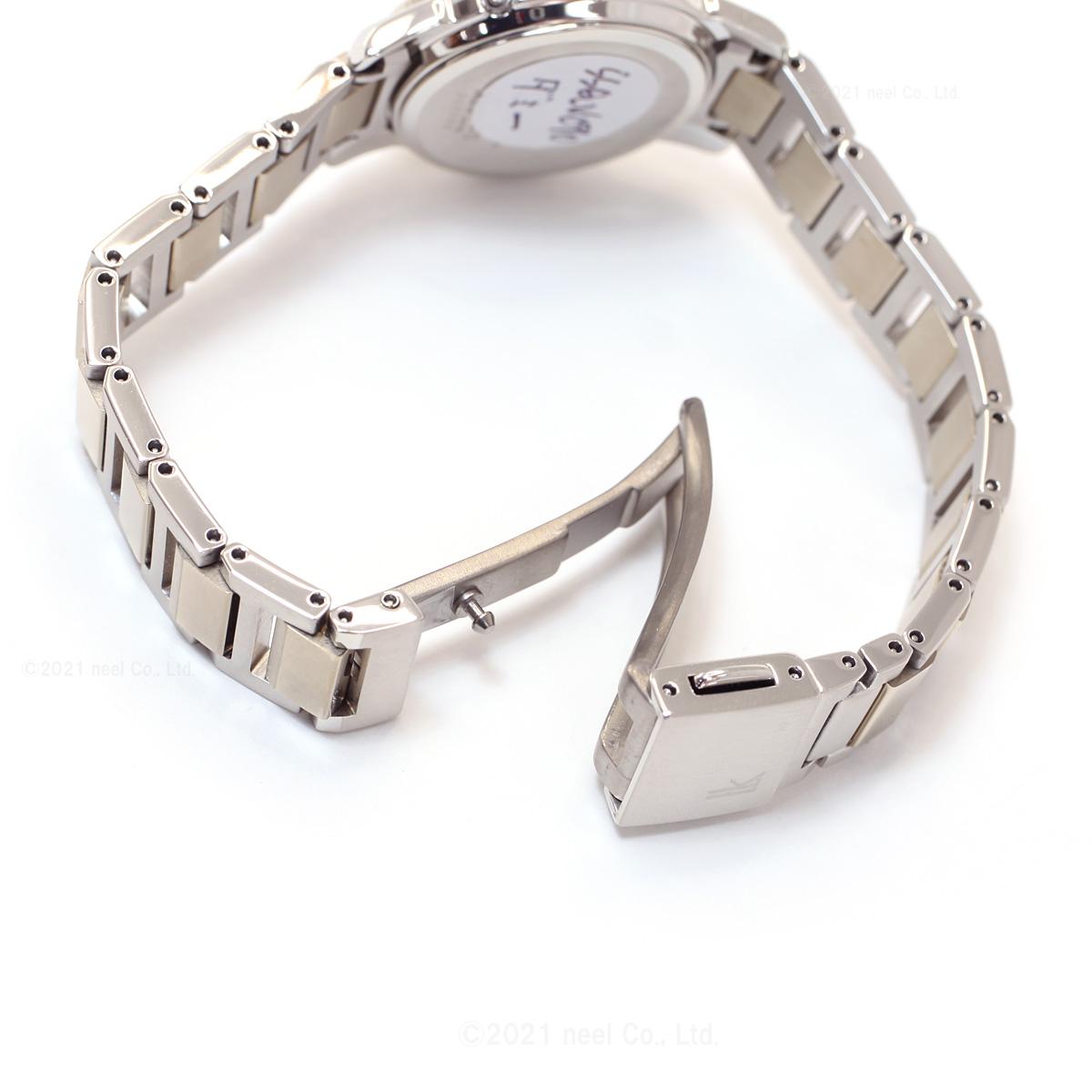 セイコー ルキア SEIKO LUKIA 電波 ソーラー 腕時計 レディース アイ コレクション 2021 限定モデル I COLLECTION 池田エライザ イメージキャラクター SSQV090