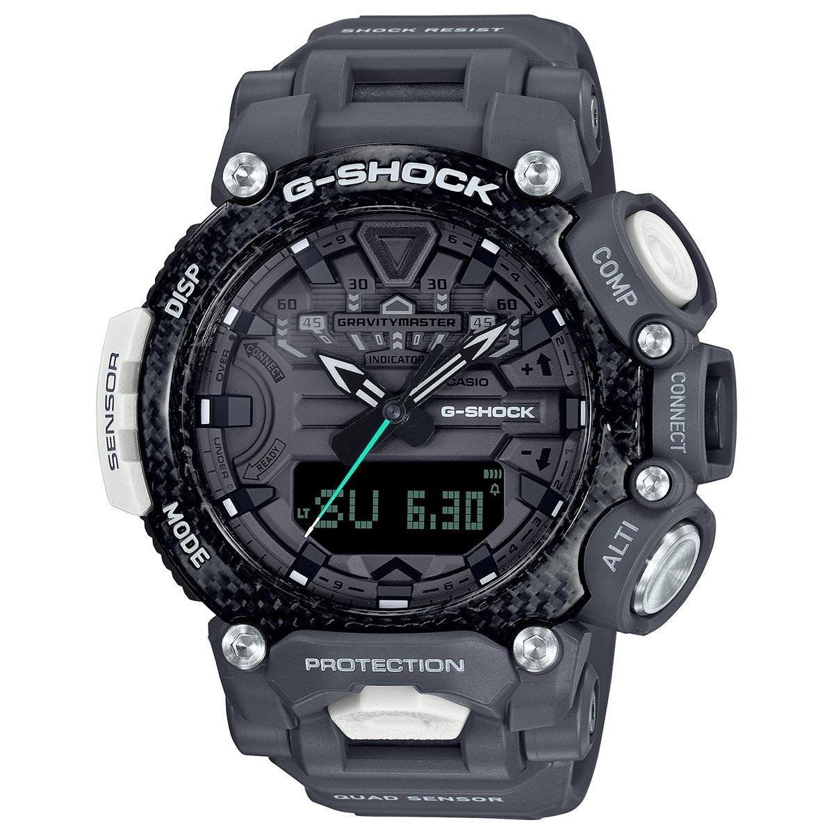 G-SHOCK カシオ Gショック グラビティマスター GRAVITYMASTER CASIO ROYAL AIR FORCE タイアップ 限定モデル 腕時計 メンズ MASTER OF G GR-B200RAF-8AJR