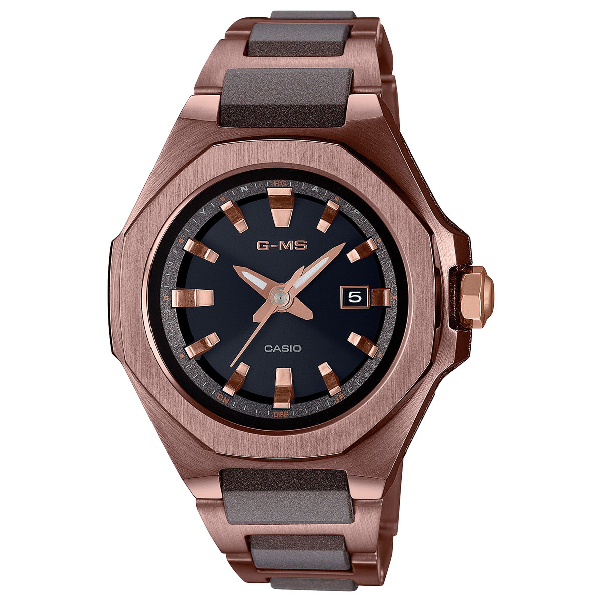 BABY-G カシオ ベビーG レディース G-MS 電波 ソーラー 腕時計 タフソーラー MSG-W350CG-5AJF