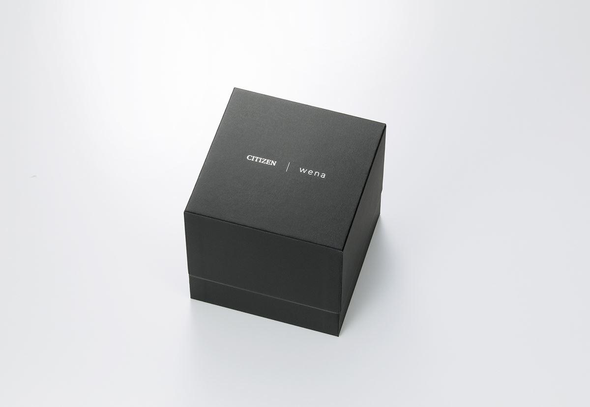 シチズンコレクション CITIZEN COLLECTION wena 3 搭載モデル スマートウオッチ エコドライブ 電波時計 腕時計 メンズ ダイレクトフライト CB0017-71L