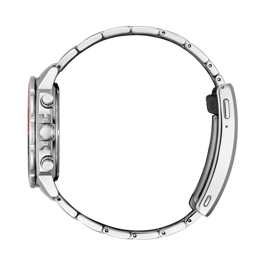 シチズンコレクション CITIZEN COLLECTION wena 3 搭載モデル スマートウオッチ エコドライブ 腕時計 メンズ AT2498-51E