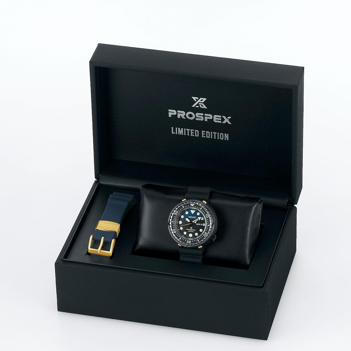 セイコー プロスペックス SEIKO PROSPEX マリーンマスター プロフェッショナル 1986 クオーツダイバーズ 35周年記念 限定 コアショップ専用モデル 腕時計 メンズ SBBN051