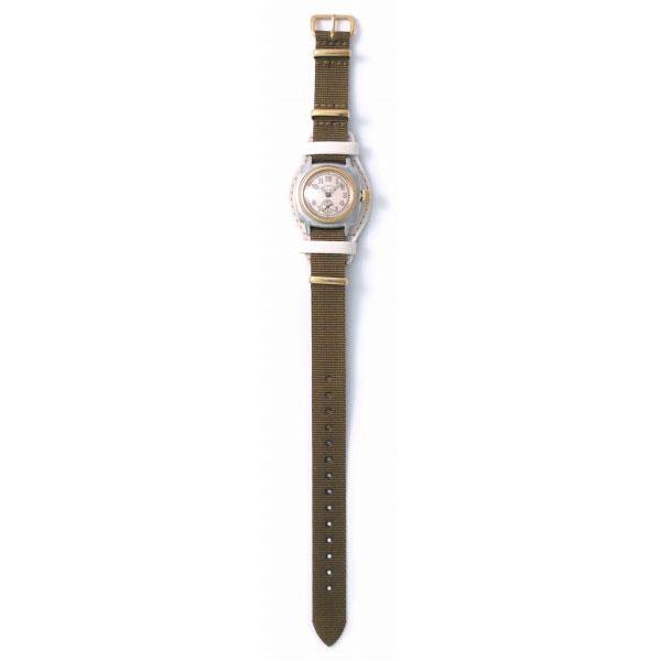 ヴァーグウォッチ VAGUE WATCH Co. 腕時計 COUSSIN EARLY MIL レディース クッサンミリタリー CO-S-007-08WT