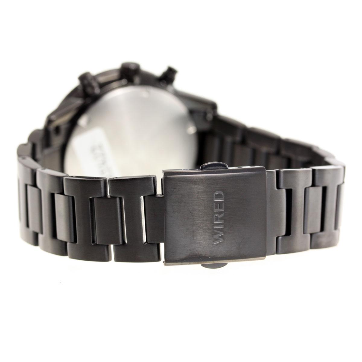 セイコー ワイアード SEIKO WIRED 腕時計 メンズ クロノグラフ TOKYO SORA AGAT422