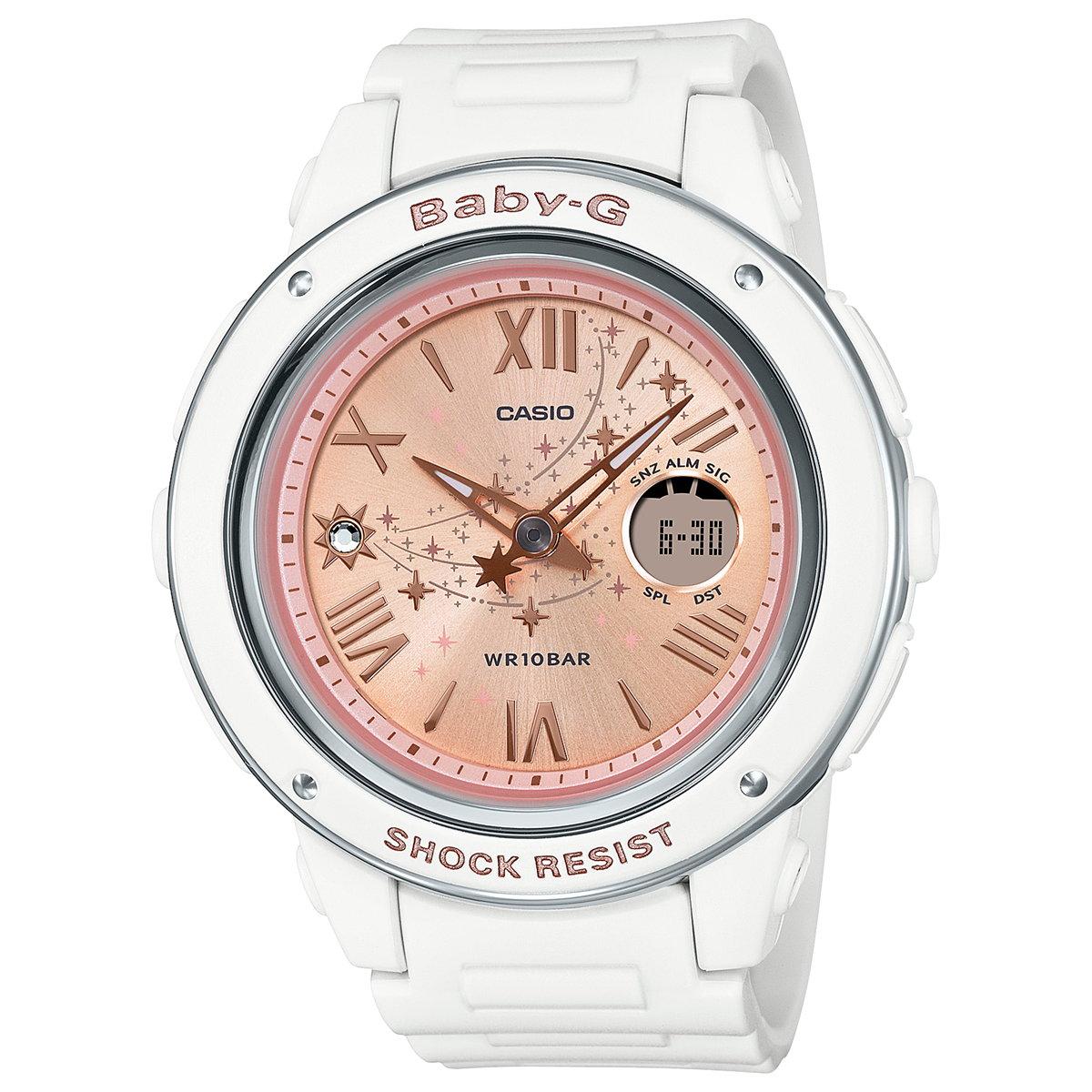 BABY-G カシオ ベビーG レディース 腕時計 Star Dial BGA-150ST-7AJF