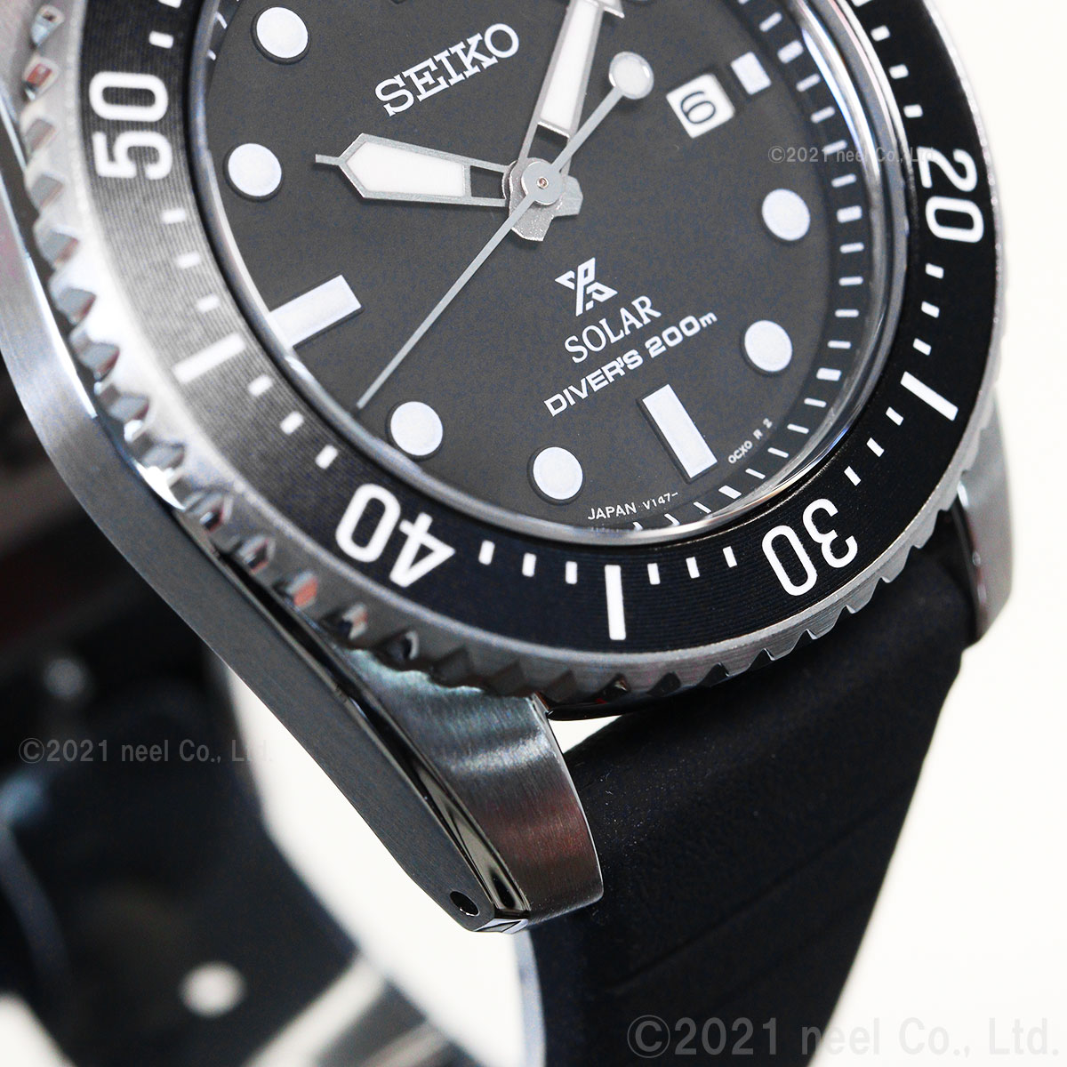 セイコー プロスペックス SEIKO PROSPEX ダイバースキューバ  DIVER SCUBA ソーラー 腕時計 メンズ SBDN075