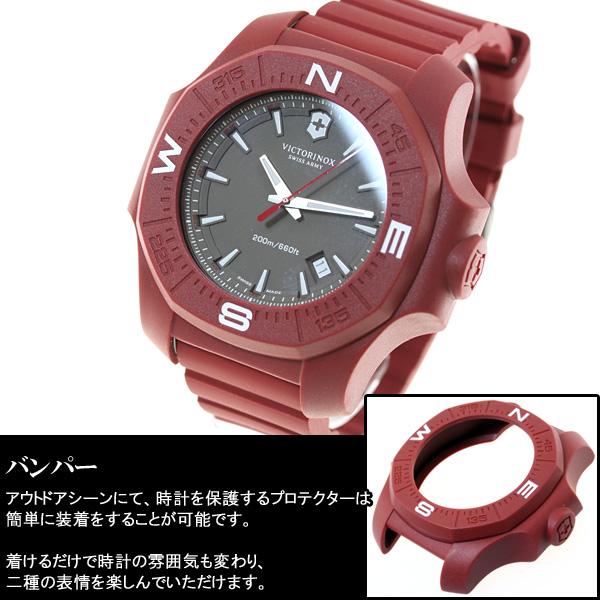 ビクトリノックススイスアーミー VICTORINOX SWISSARMY 腕時計 メンズ イノックス タイタニウム I.N.O.X. TITANIUM 日本限定150本 JAPAN LIMITED EDITION ヴィクトリノックス 249115