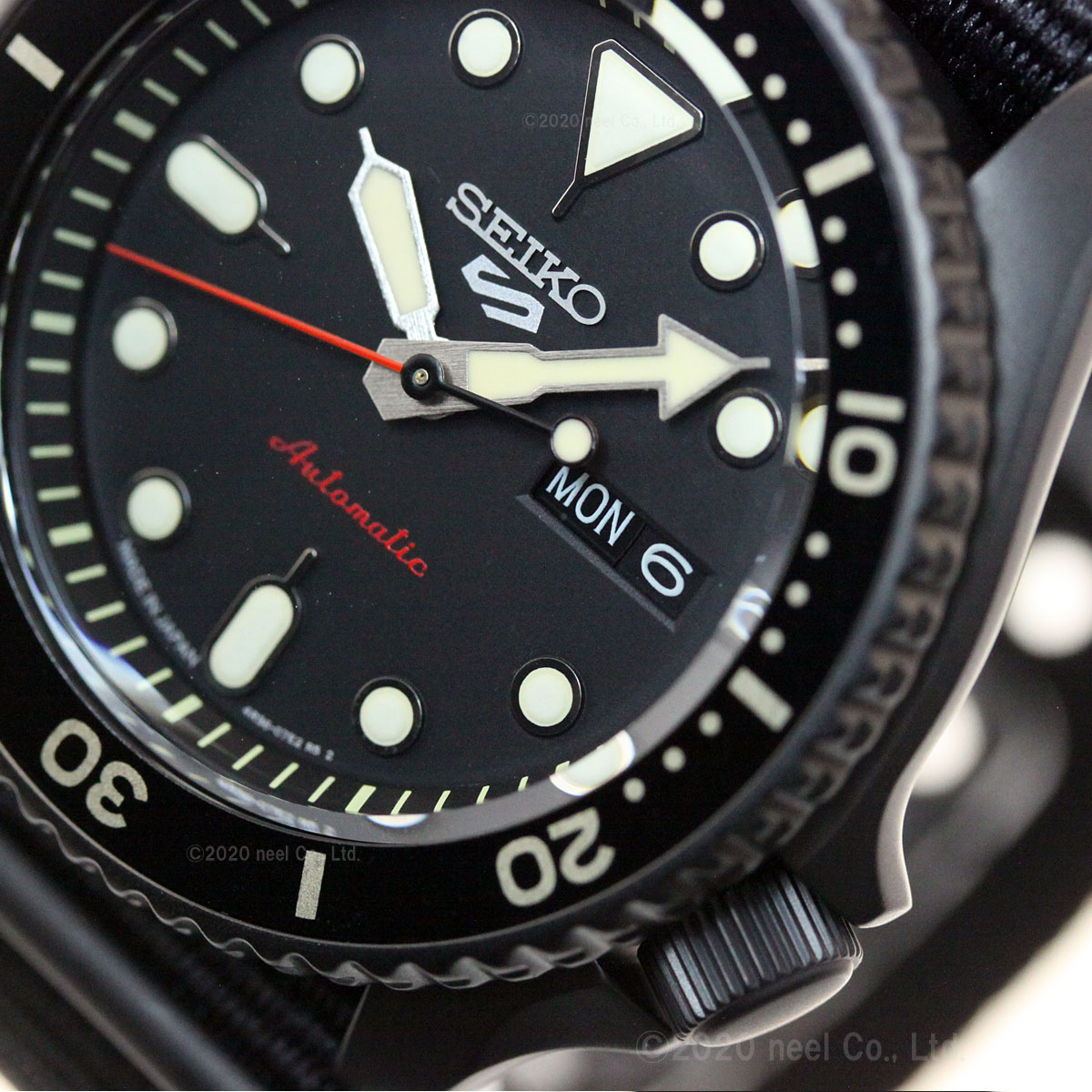 セイコー5 スポーツ SEIKO 5 SPORTS 自動巻き メカニカル neel限定モデル 腕時計 メンズ セイコーファイブ スポーツ Sports SBSA101