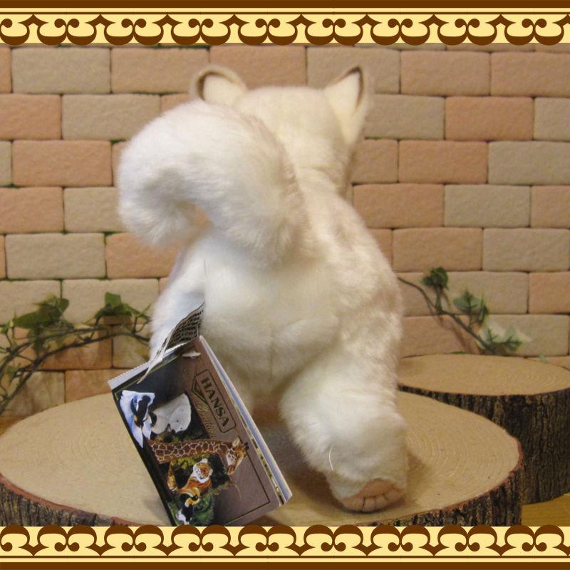 リアルな犬のぬいぐるみ 北海道犬 ドッグオブジェ いぬの置物 イヌのフィギュア インテリア ホッカイドウケン