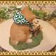 柴犬の置物 子いぬ 柴助 勉強中! イヌオブジェ フィギュア ガーデニング 玄関先◇お部屋のインテリアにお庭のオーナメントとしても♪◇
