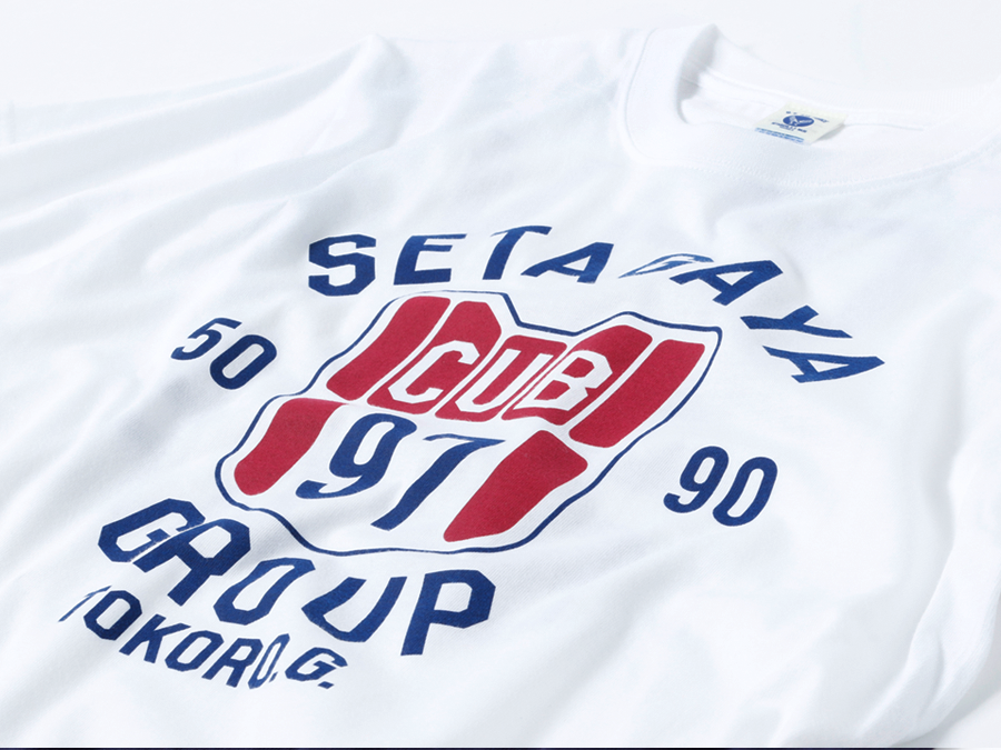 世田谷カブグループ Tシャツ ホワイト / 世田谷ベース