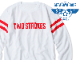 ツーストロークス ロングスリーブTシャツ ホワイト / 世田谷ベース
