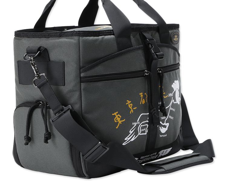 世田谷ベース 籠型アスレチック バッグ / ブラック