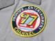 97CHANNEL ツートンカラー・ワークシャツ グレー / 世田谷ベース