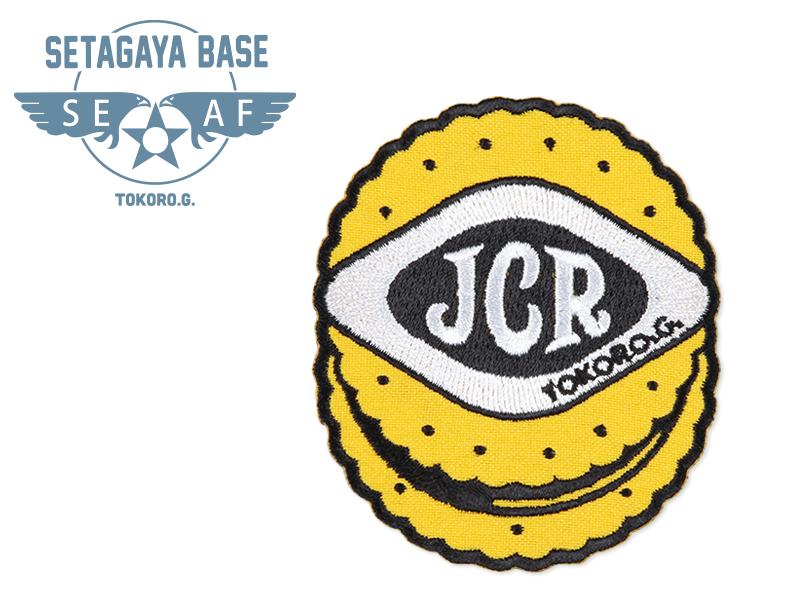 世田谷ベース アイロンワッペン A / JCR クッキー