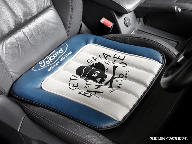 世田谷ベース ドライバーズ・シートクッション / カモフラージュ