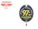 97CHANNEL トコちゃんキーホルダー オーバル / 世田谷ベース