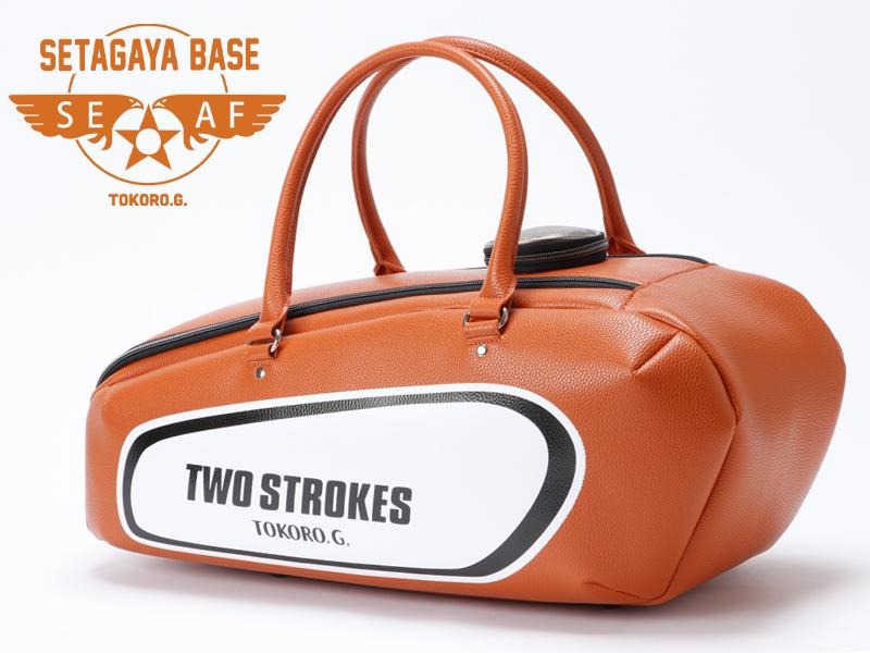 所さんのTWO STROKES タンクバッグ / 世田谷ベース