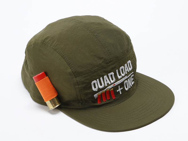 QUAD LOAD ショットガン ジェットキャップ オリーブ / 世田谷ベース