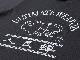[SALE] 所さんの人民ゼミTシャツ ブラックボディ×ホワイト / 世田谷ベース
