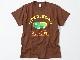 [SALE] 所さんの人民ゼミTシャツ ブラウンボディ×カラー / 世田谷ベース
