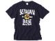 100% WOOL モコモコTシャツ ネイビー/ 世田谷ベース