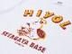 ヒヨエルゴキウサギ Tシャツ Cタイプ ホワイト / 世田谷ベース
