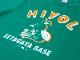 ヒヨエルゴキウサギ Tシャツ Cタイプ グリーン / 世田谷ベース