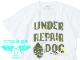 アンダー・リペアドッグ スプラッシュTシャツ ホワイト/世田谷ベース