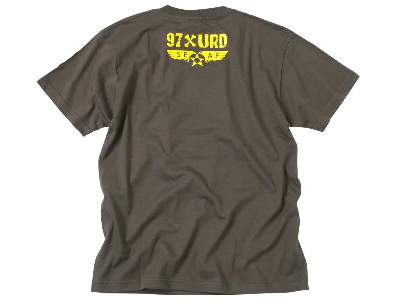 アンダー・リペアドッグ スプラッシュTシャツ チャコール/世田谷ベース