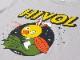 ヒヨエルゴキウサギ Tシャツ Bタイプ ライトグレー / 世田谷ベース