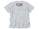 アンダー・リペアドッグ スプラッシュTシャツ 杢グレー /世田谷ベース