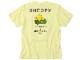 ヒヨエル Tシャツ Bタイプ ライトイエロー / 世田谷ベース