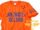 JCR Needs REPAIR Tシャツ オレンジ / 世田谷ベース