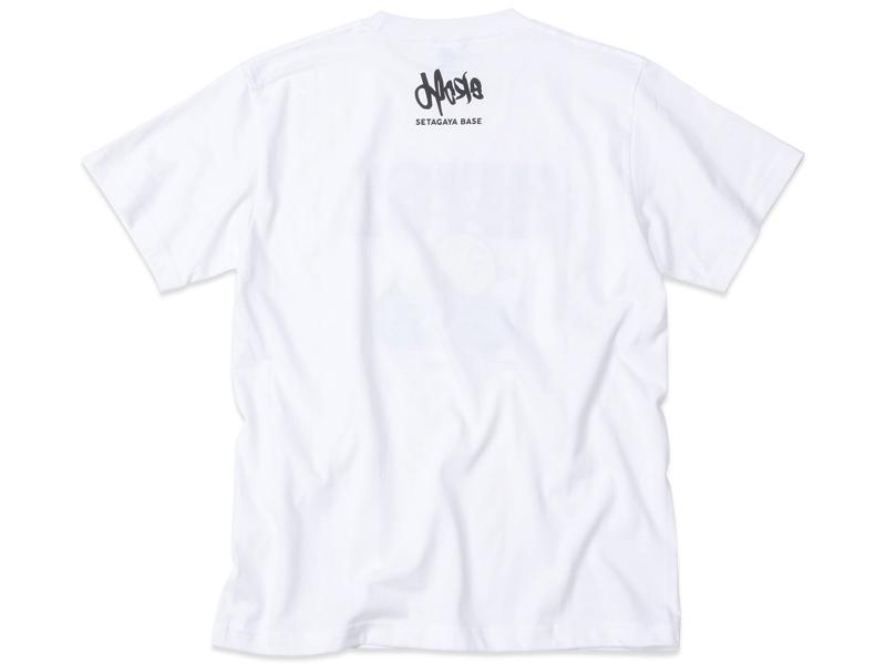 ヒヨエル Tシャツ Aタイプ ホワイト / 世田谷ベース
