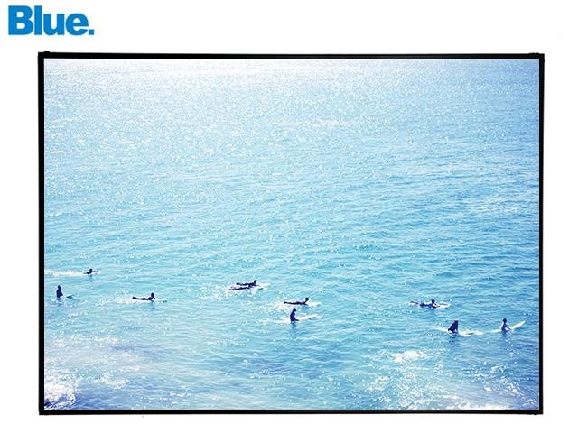Blue.オリジナル Photo&Frame 「Noosa #5」 Lサイズ