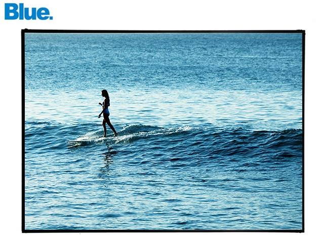 Blue.オリジナル Photo&Frame 「Noosa #4」 Lサイズ