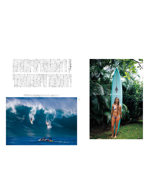 GIRLS SURF BOOK