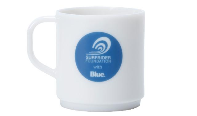 Surfrider Foundation Japan×U-SKE×Blue. エコマグカップ#1